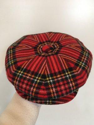 Vintage Chapeau multicolore