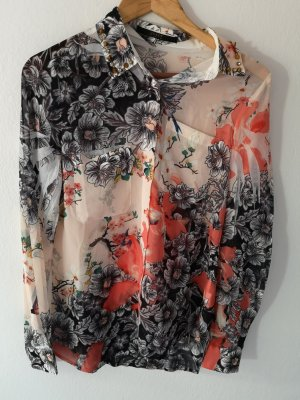 Guess Blouse donker oranje