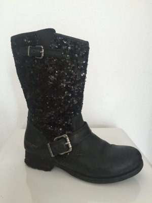 Replay Boots dark blue
