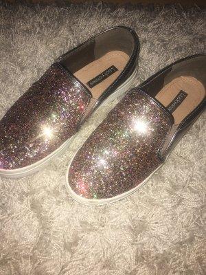 Wunderschöne Glitzer slipper