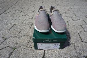 wunderschöne glitzer Sneaker von Paul Green Gr. 5,5 38,5 neuwertig