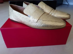 Hammerstein Slippers gold-colored