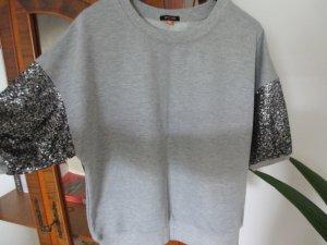 Wunderschöne grau-silber bluse von Zoe Karssen