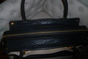 Chloé Handtas zwart-beige Leer