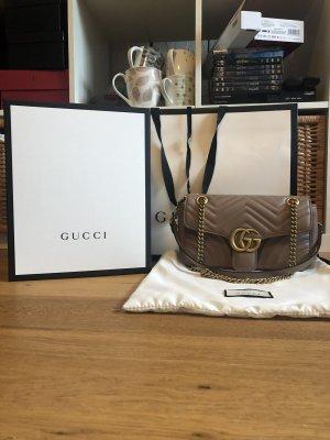 Wunderschöne Gucci GG Marmont in rosebeige