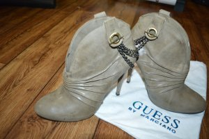 Guess Bottines à enfiler brun-marron clair