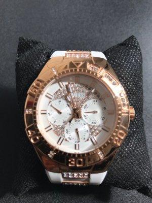 !!! Wunderschöne Guess Uhr Rosé/Gold, Neuwertig, 1x getragen, 38 mm !!!