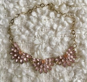 H&M Chain gold-colored-dusky pink