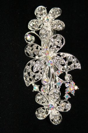 Hair Accessory silver-colored