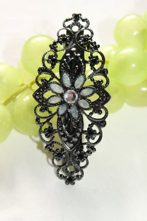 Hair Accessory anthracite-pale blue