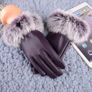 Under armour Fur Gloves multicolored