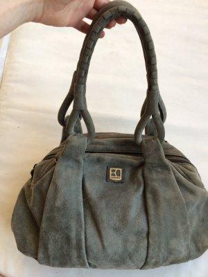 Wunderschöne Handtasche aus Wildleder
