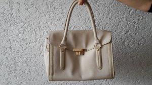 Wunderschöne Handtasche cremefarben von Primark