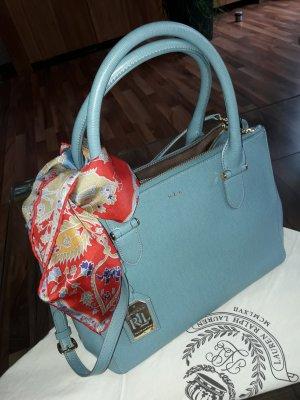 Wunderschöne Handtasche von Ralph Lauren. NEUWERTIG.