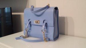 Wunderschöne hellblaue Tasche