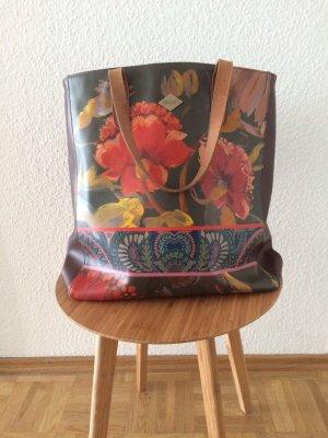 Wunderschöne herbstliche Handtasche Painted Flowers Oilily