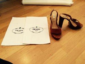 Wunderschöne High Heels von Prada, Größe 40