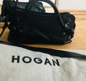 Wunderschöne Hogan Tasche so gut wie neu - schwarz.