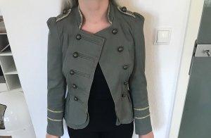 Wunderschöne Jacke in Khaki
