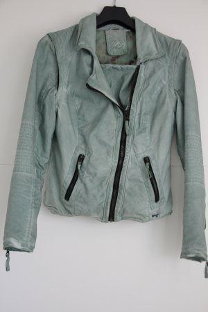 Wunderschöne Jacke in mint - der Frühling kann kommen!