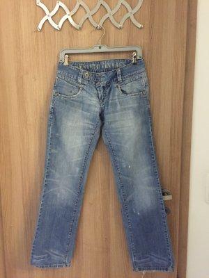 Wunderschöne Jeans der marke Kenvelo, Größe 28, tolle Details
