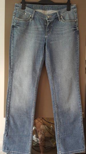 Wunderschöne Jeans, gerades Bein, Gr. 44 regular