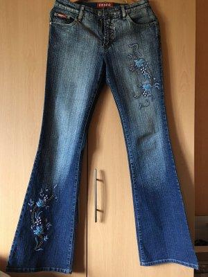 Wunderschöne Jeans Hose große 38