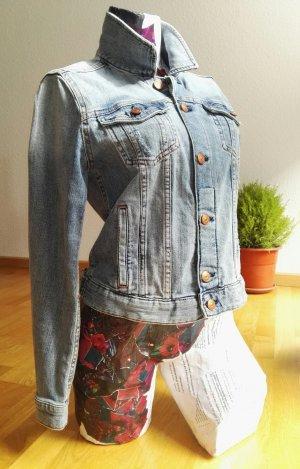 wunderschöne Jeans Jacke  Gr. M