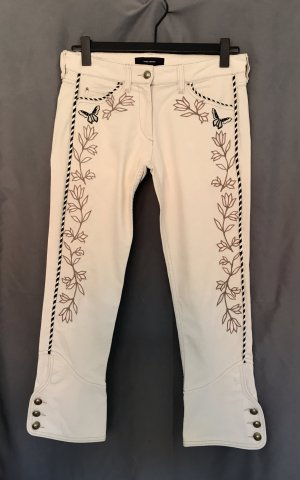 Isabel Marant 7/8 Length Jeans multicolored cotton