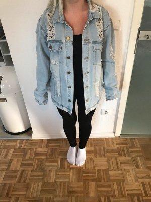 Wunderschöne Jeansjacke