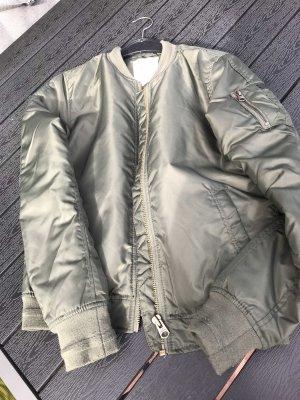 s.Oliver Bomber Jacket khaki