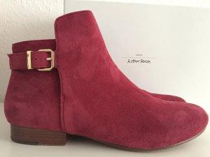 Wunderschöne knöchelhohe Wildleder Boots