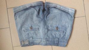 WE Fashion Hot Pants dark blue-azure