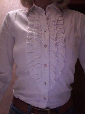 Wunderschöne  Langarm  - Bluse von  CALIBAN...( NP 160 Euro)!!!!