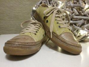 Wunderschöne Leder-  Sneaker  von Limelight