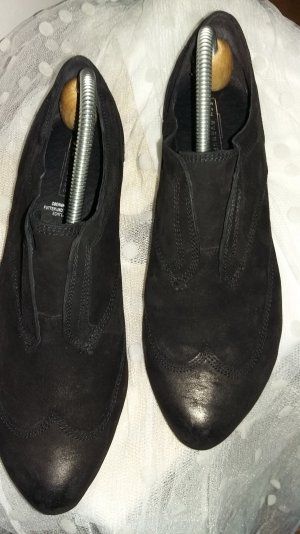 Fifth Avenue Slippers black