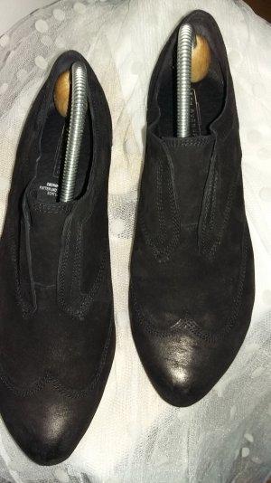 Fifth Avenue Pantofola nero