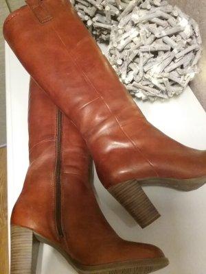 Wunderschöne  Lederstiefel von Tamaris...wie NEU!!!!(NP 150 Euro!!!)