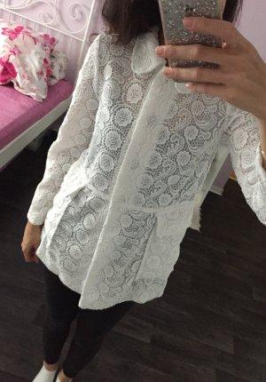 Wunderschöne leichte Häkel /Spitze Jacke von Zara