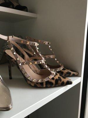 Wunderschöne Leopard Muster Schuhe , neue