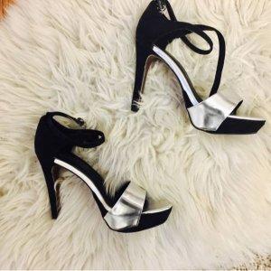 wunderschöne metallic Tamaris Schuhe