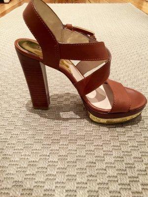 Wunderschöne Michael Kors Sandalen Schuhe neuwertig Gr. 36