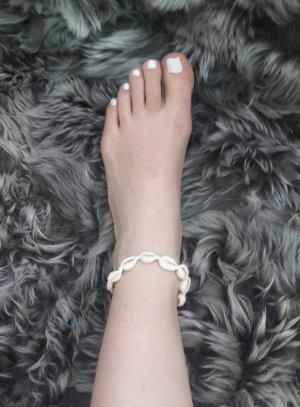 Wunderschöne Muschel Fußkette Fußkettchen NEU