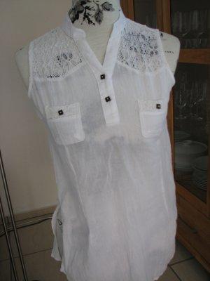 Wunderschöne neue Bluse von Blanc du Nil, Gr. 34-36