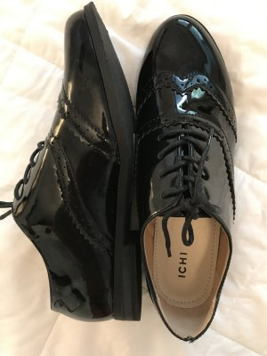 Ichi Oxfords black