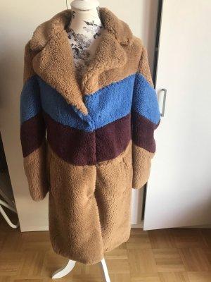 Wunderschöne neue teddy Mantel Teddy Jacke teddyfell flauschig Musthave Blogger