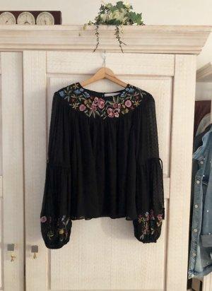 Wunderschöne neue Tunikabluse von Zara