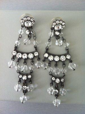Wunderschöne Ohrhänger mit Swarovski Steinen
