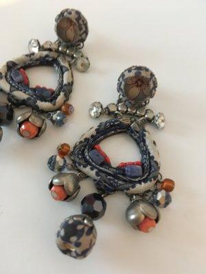 Wunderschöne Ohrringe in skandinavischem Design