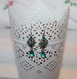 Wunderschöne Ohrringe in türkis